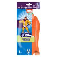Перчатки резиновые удлиненные GRENDY размер М 1/12