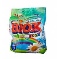 Стиральный порошок BIOX color автомат 3кг 1/6