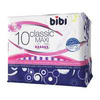 Прокладки BIBI Classic Maxi Coft 10 шт (5015) 1/24