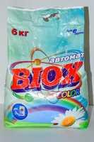 Стиральный порошок BIOX color автомат 6кг 1/3