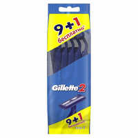 Gillette 2 станки 9+1 шт 1/24