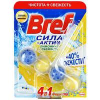 БРЕФ Туалетный блок Лимонная свежесть 50гр 1/10