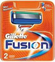 Gillette Fusion кассеты 2 шт 1/10