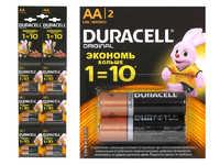 Батарейки DURACELL Мизинчик 12 шт  1/120