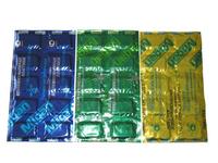 Пластины от комаров Миган 10шт 1/200