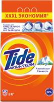 Стиральный порошок Тайд 6кг Аква пудра альпийская свежесть Акция!!!